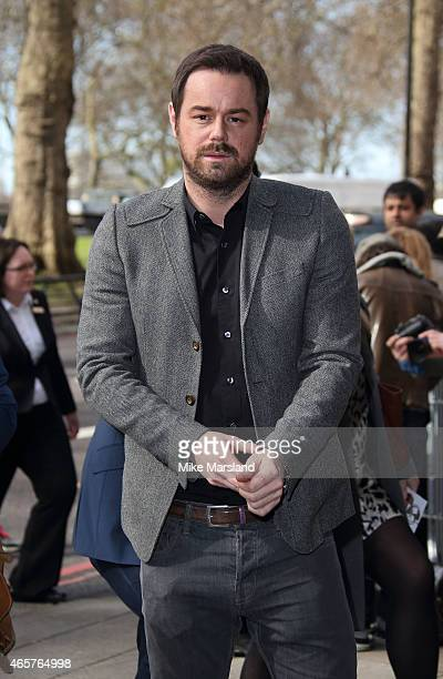 Danny Dyer attends the TRIC Awards on March 10 2015 in London England