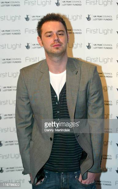 Danny Dyer during First Light Movies Awards 2007 Photocall at Odeon West End in London Great Britain