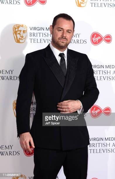 Danny Dyer the Press Room at the Virgin TV BAFTA Television Award at The Royal Festival Hall on May 12 2019 in London England