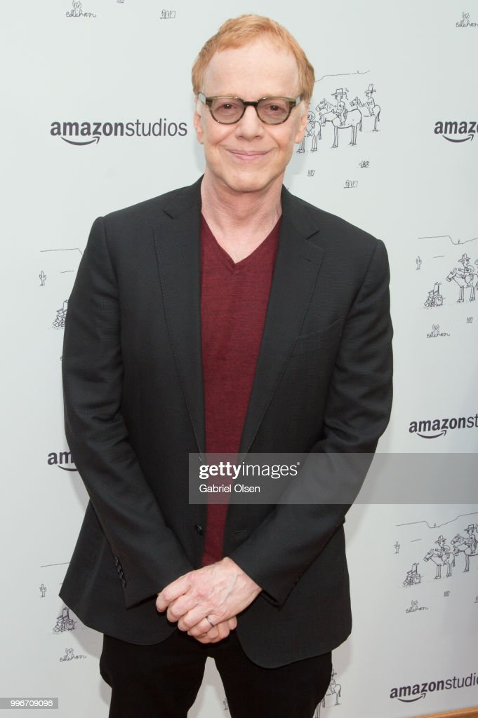 Danny Elfman arrives to the Amazon Studios premiere of 'Don't Worry, He Wont Get Far On Foot' at ArcLight Hollywood on July 11, 2018 in Hollywood, California.