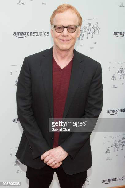Danny Elfman arrives to the Amazon Studios premiere of 'Don't Worry He Wont Get Far On Foot' at ArcLight Hollywood on July 11 2018 in Hollywood...