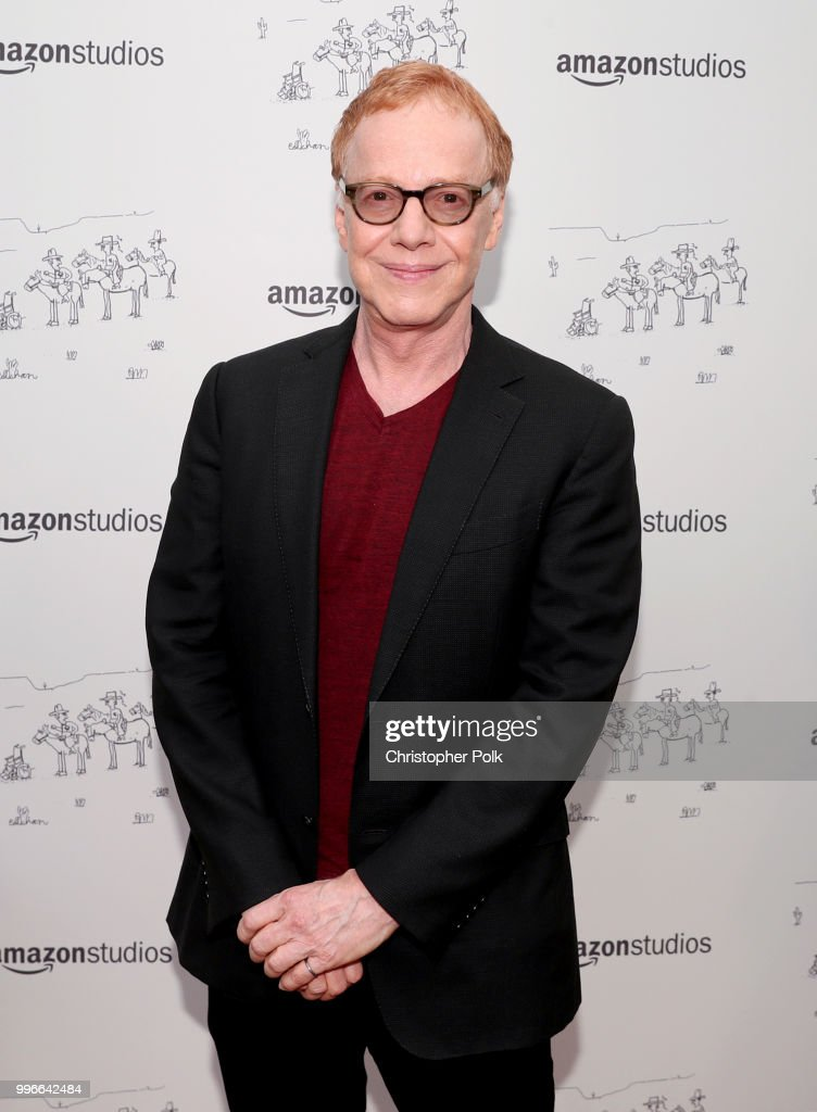 Danny Elfman attends Amazon Studios premiere of 'Don't Worry, He Wont Get Far On Foot' at ArcLight Hollywood on July 11, 2018 in Hollywood, California.