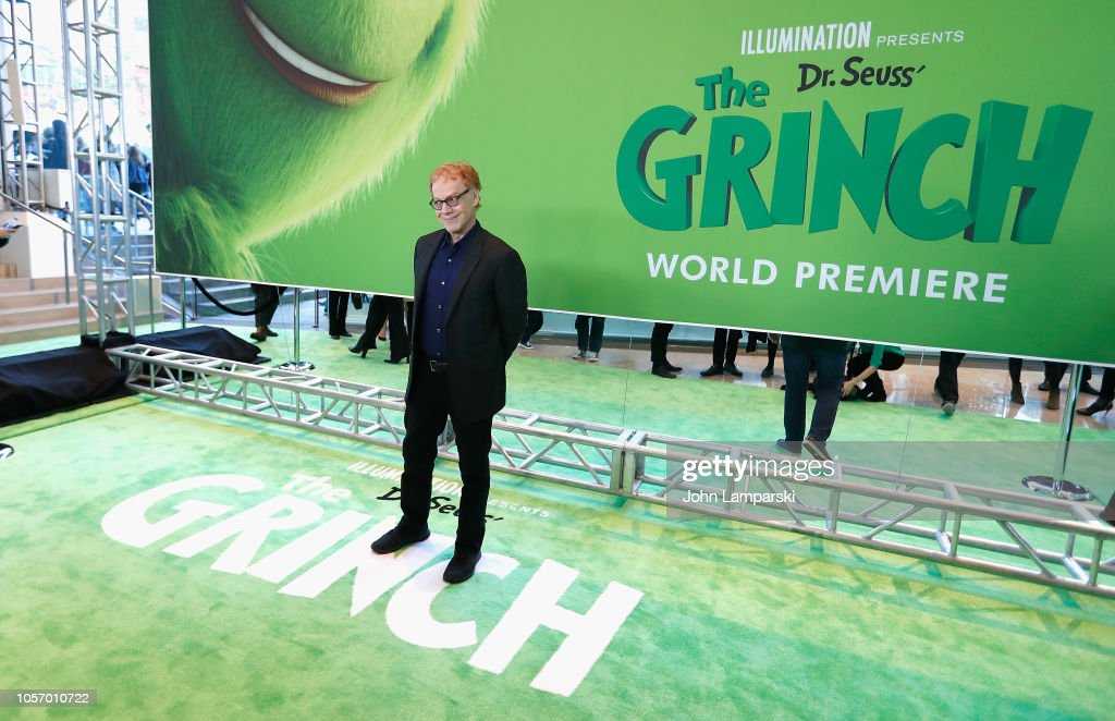 """Dr. Seuss' The Grinch"" New York Premiere : News Photo"