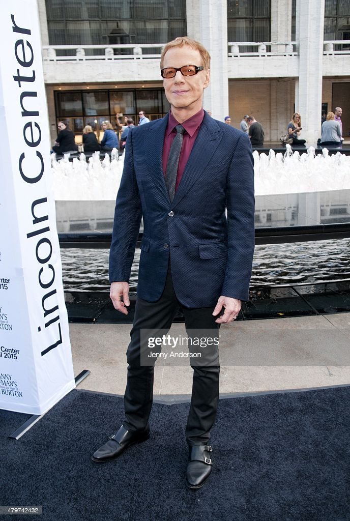 Danny Elfman attends Lincoln Center Festival's opening night performance of 'Danny Elfman's Music From the Films of Tim Burton' on July 6, 2015 in New York City.