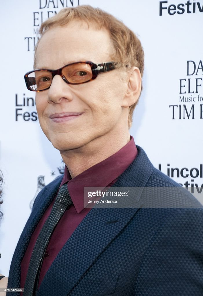 "Lincoln Center Festival's Opening Night Performance Of ""Danny Elfman's Music From the Films of Tim Burton"""