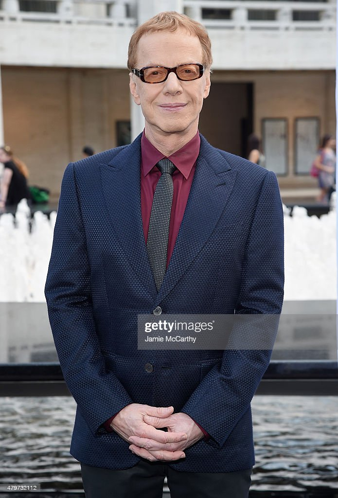 """""""Danny Elfman's Music From The Films Of Tim Burton"""" - 2015 Lincoln Center Festival - Opening Night"""