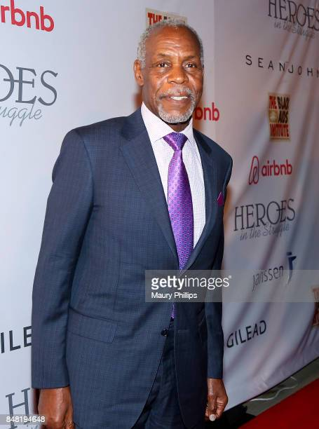 Danny Glover arrives at the 16th Annual Heroes In The Struggle gala reception and awards presentation at 20th Century Fox on September 16 2017 in Los...