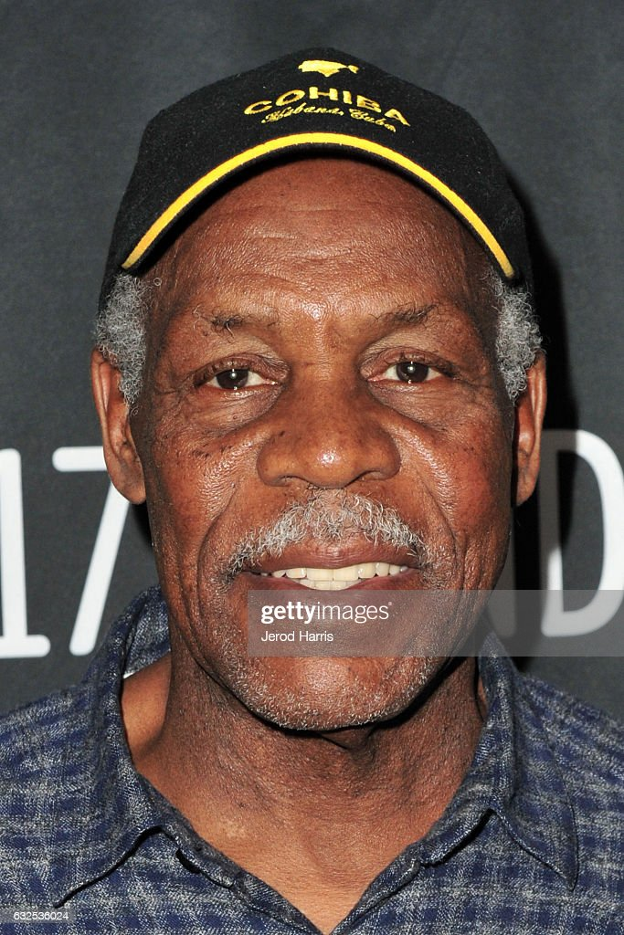 Danny Glover arrives at the 'Strong Island' Premiere at Temple Theater on January 23, 2017 in Park City, Utah.