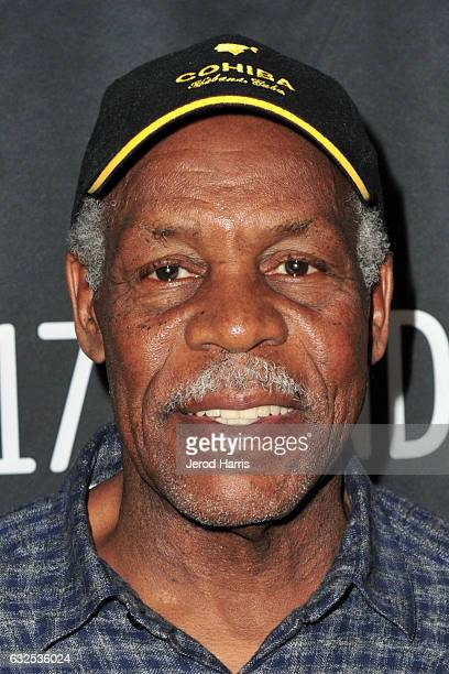 Danny Glover arrives at the 'Strong Island' Premiere at Temple Theater on January 23 2017 in Park City Utah