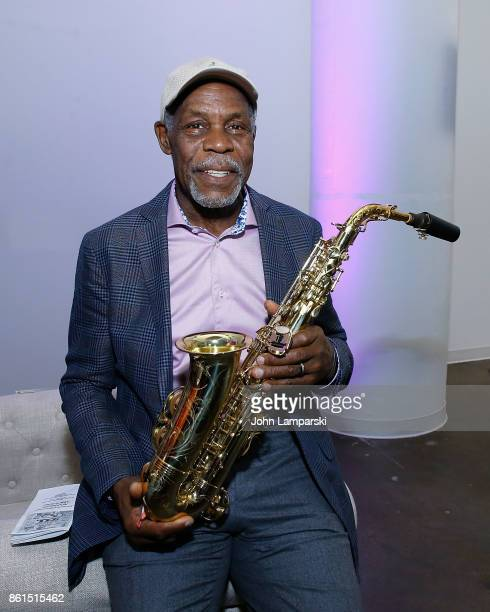 Danny Glover attends 26th Annual Jazz Foundation of America Loft Party at Hudson Studios on October 14 2017 in New York City