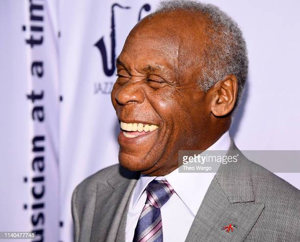 Danny Glover attends the 17th Annual A Great Night In Harlem at The Apollo Theater on April 04 2019 in New York City