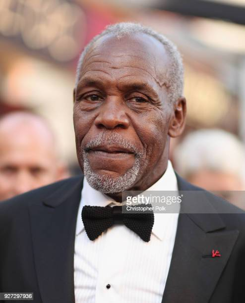 Danny Glover attends the 90th Annual Academy Awards at Hollywood Highland Center on March 4 2018 in Hollywood California