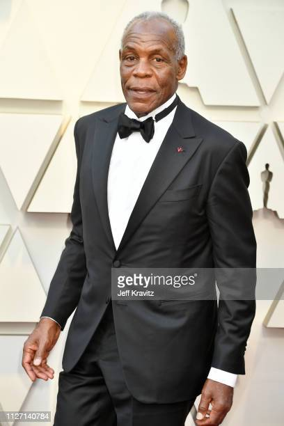 Danny Glover attends the 91st Annual Academy Awards at Hollywood and Highland on February 24 2019 in Hollywood California