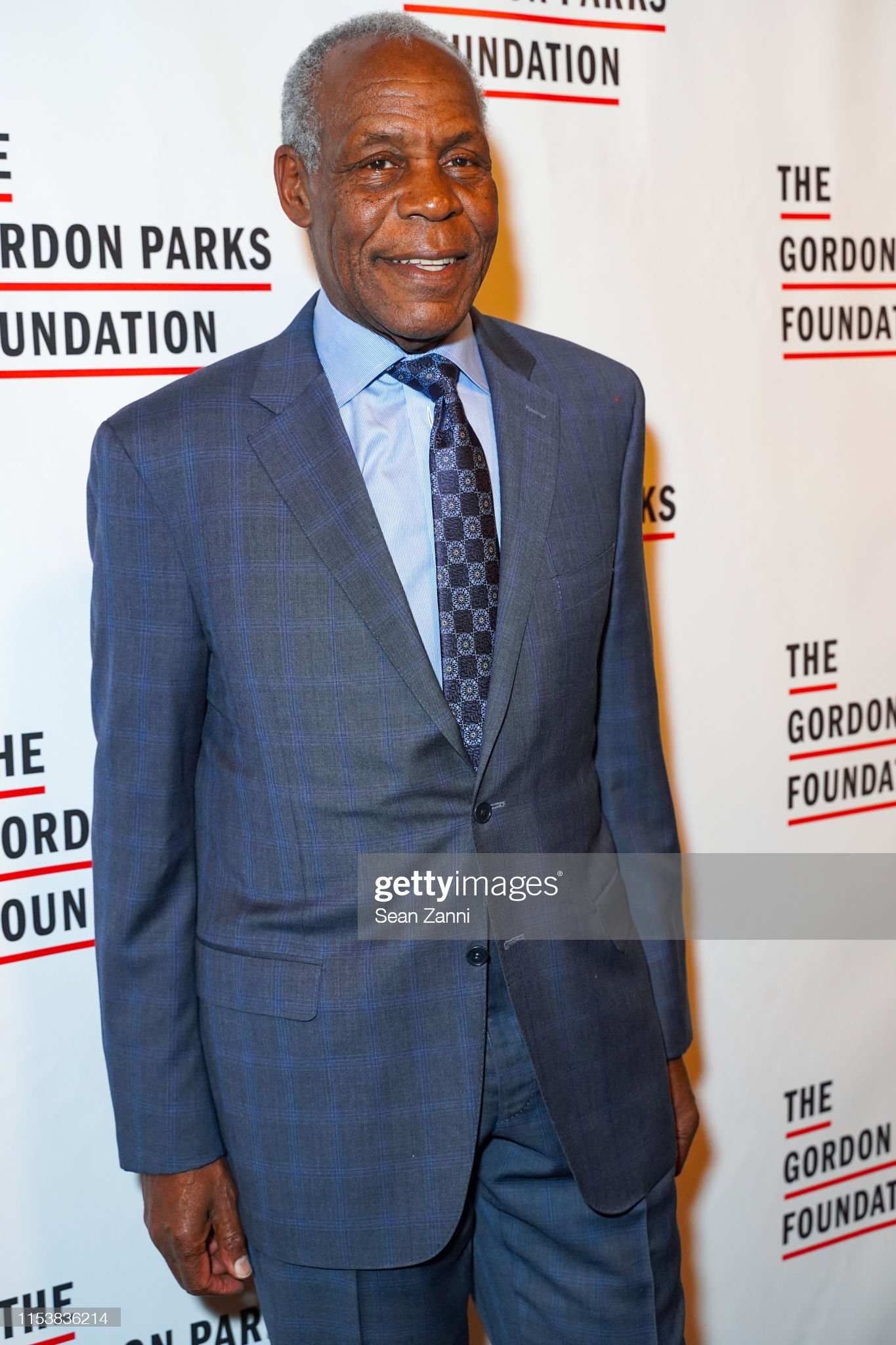 Sherry Bronfman and Danny Glover @The Gordon Parks
