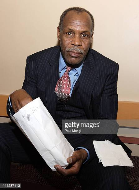 Danny Glover during Viacom hosts Screening of 'Dreamgirls' for Congressional Black Caucus Foundation December 6 2006 at E Street Theatre in...