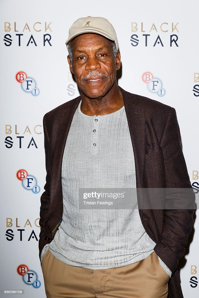 Danny Glover in conversation at BFI Southbank on December 17, 2016 in London, England.