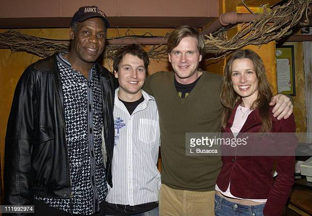 Danny Glover Leigh Whannell Cary Elwes and Shawnee Smith