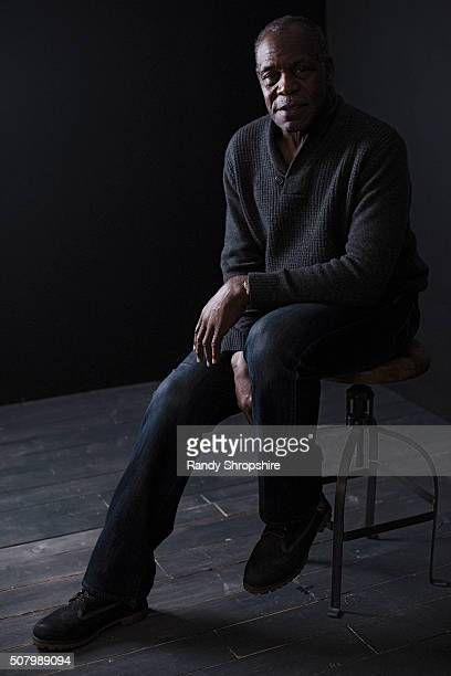 Danny Glover of 'Complete Unknown' poses for a portrait at the 2016 Sundance Film Festival on January 26 2016 in Park City Utah