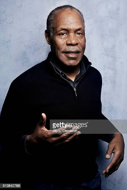 Danny Glover of the film 'Mr Pig' poses for a portrait at the 2016 Sundance Film Festival on January 25 2016 in Park City Utah CREDIT MUST READ Jay L...