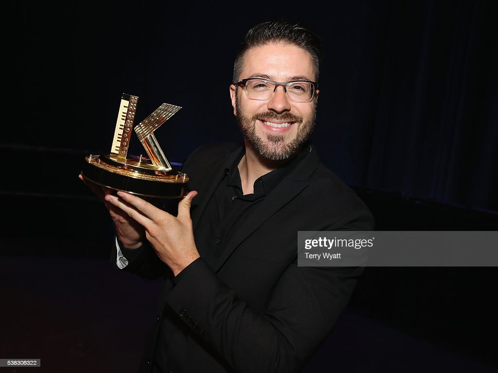 4th Annual KLOVE Fan Awards At The Grand Ole Opry House - Press Room & Backstage : News Photo
