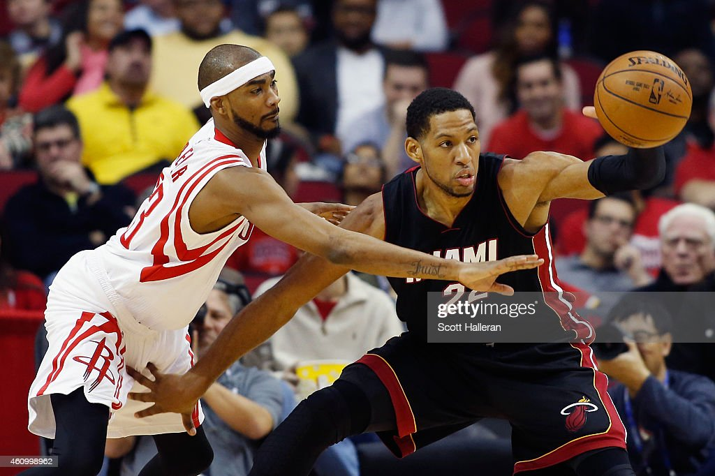 Miami Heat v Houston Rockets