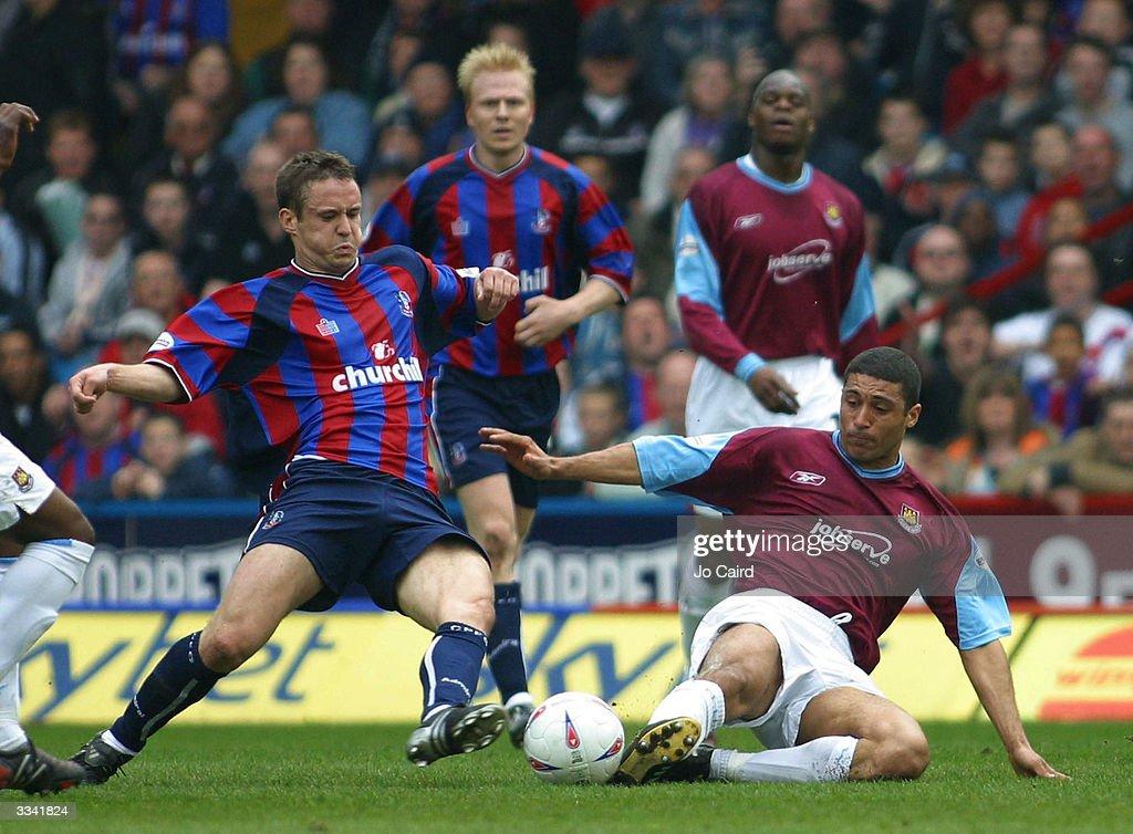 Crystal Palace v West Ham United : News Photo