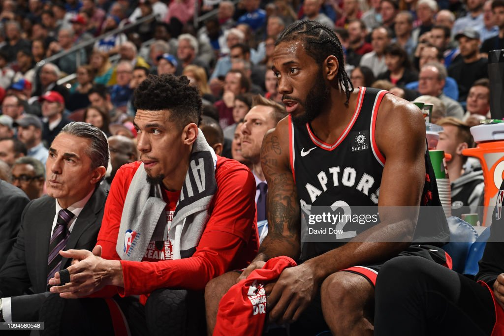 Toronto Raptors v Philadelphia 76ers : News Photo