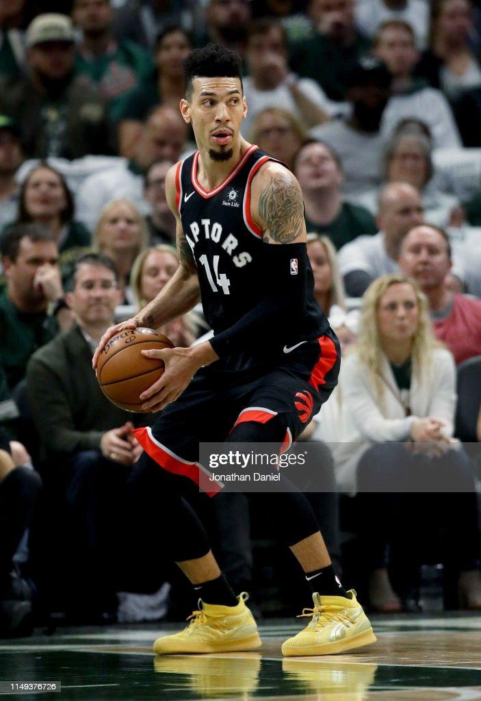 Toronto Raptors v Milwaukee Bucks - Game One : News Photo