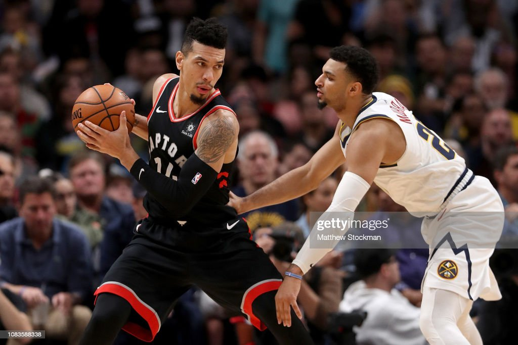 Toronto Raptors v Denver Nuggets : News Photo