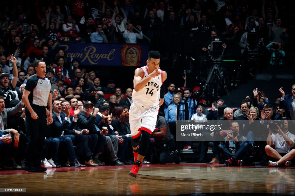 Houston Rockets v Toronto Raptors : News Photo
