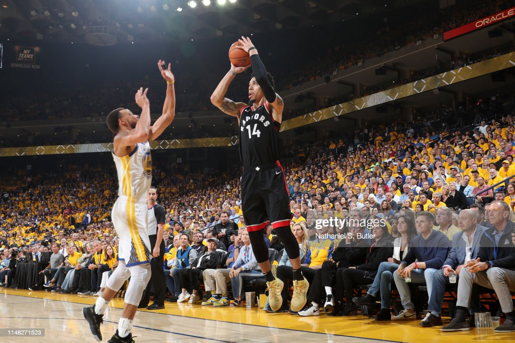 2019 NBA Finals - Toronto Raptors v Golden State Warriors : News Photo