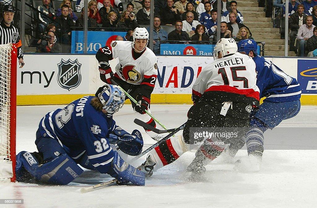Ottawa Senators v Toronto Maple Leafs : Nachrichtenfoto