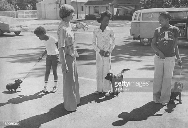 JUL 11 1977 JUL 20 1977 Danny Hocker Mrs Maureen Crocker Denise Allen 12 De Vera Clements