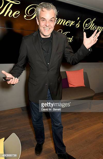 Danny Huston attends the Azzi Glasser Fragrance Launch at Harvey Nichols on October 1 2015 in London United Kingdom