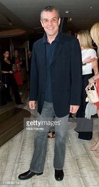 Danny Huston attends the Degrees of Freedom launch at Nobu on July 12 2007 in London England