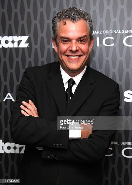 Danny Huston attends the Magic City screening at the Academy Theater at Lighthouse International on March 22 2012 in New York City