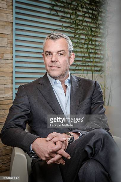 Danny Huston is photographed for Self Assignment on May 20 2013 in Cannes France