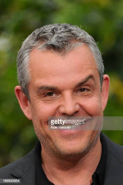 Danny Huston visits 'Extra' at The Grove on June 4 2013 in Los Angeles California