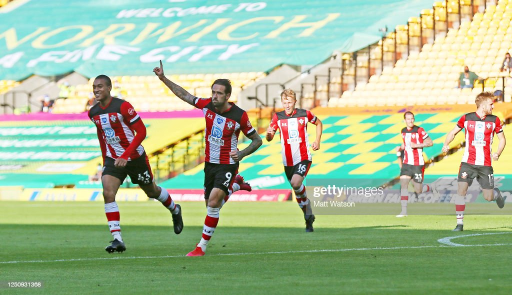 Norwich City v Southampton FC - Premier League : News Photo
