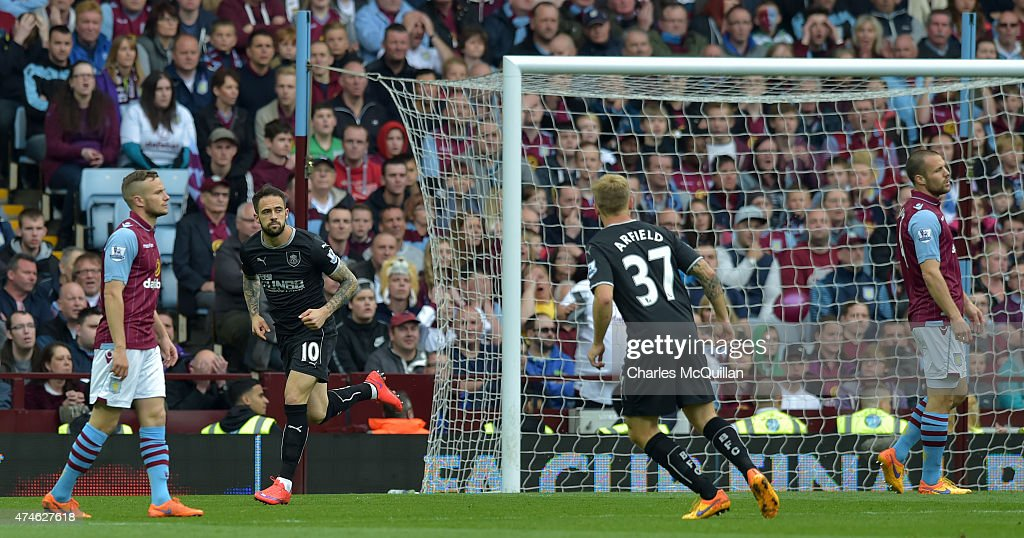 Aston Villa v Burnley - Premier League : News Photo