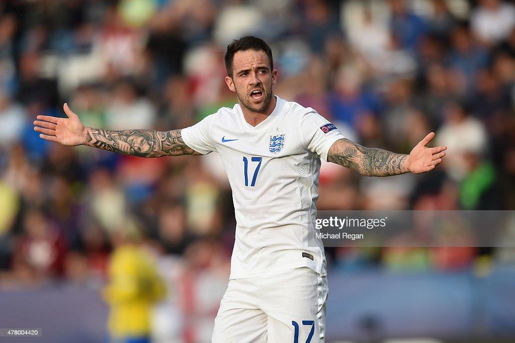 Sweden v England - UEFA Under21 European Championship 2015 : News Photo