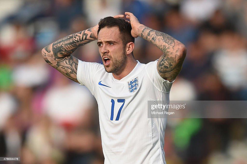 Sweden v England - UEFA Under21 European Championship 2015