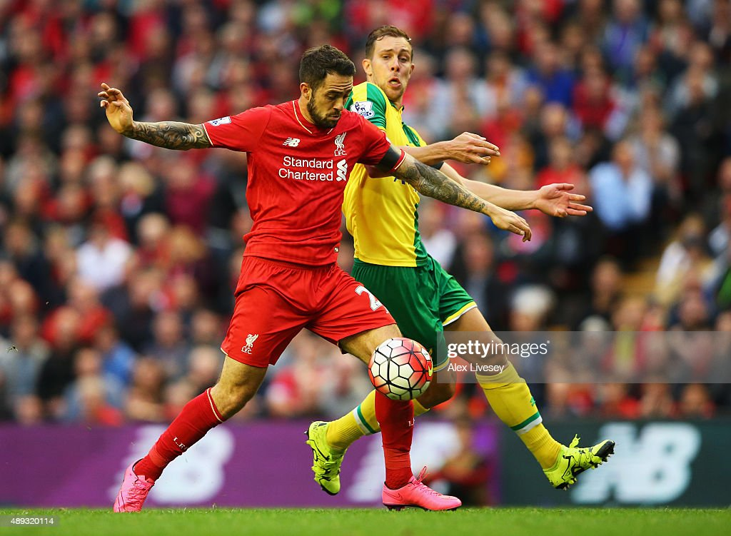 Liverpool v Norwich City - Premier League