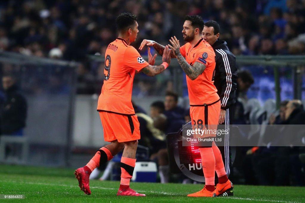 FC Porto v Liverpool - UEFA Champions League Round of 16: First Leg : News Photo