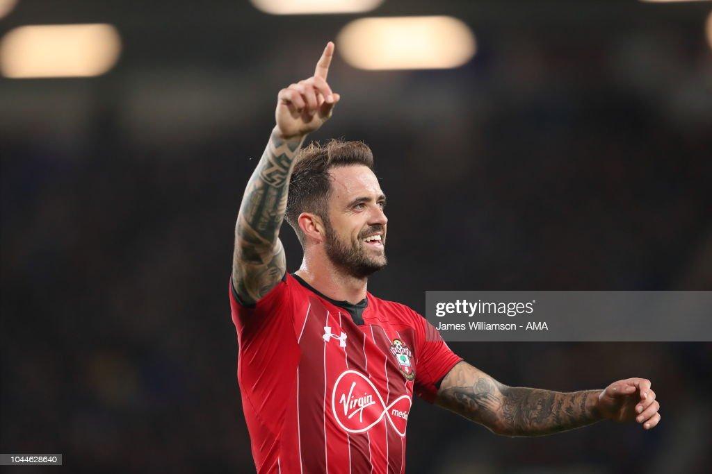 Everton v Southampton - Carabao Cup Third Round : News Photo