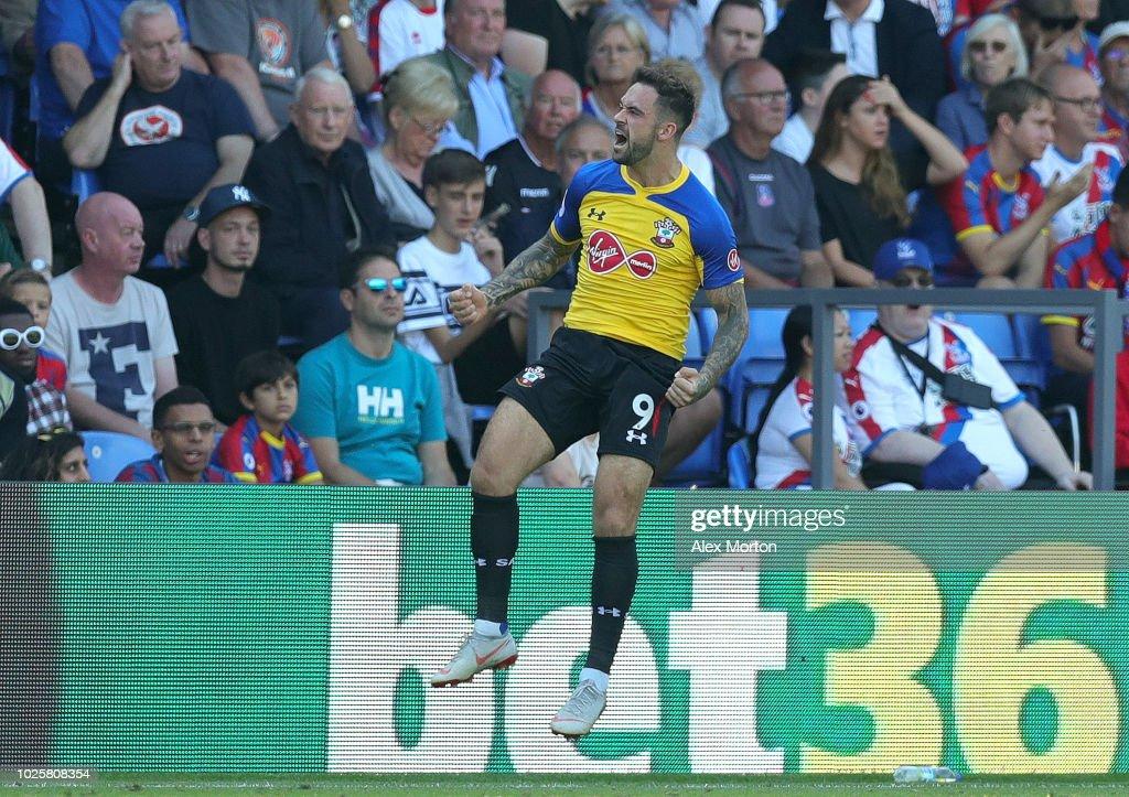 Crystal Palace v Southampton FC - Premier League : News Photo