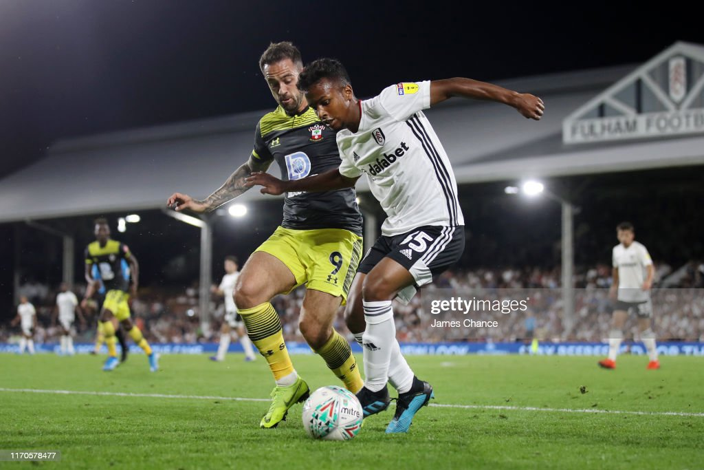 Fulham v Southampton - Carabao Cup Second Round : News Photo