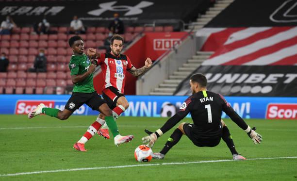 GBR: Southampton FC v Brighton & Hove Albion - Premier League