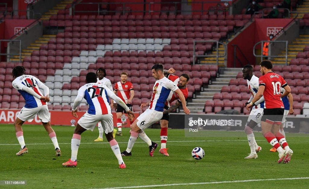 Southampton v Crystal Palace - Premier League : ニュース写真