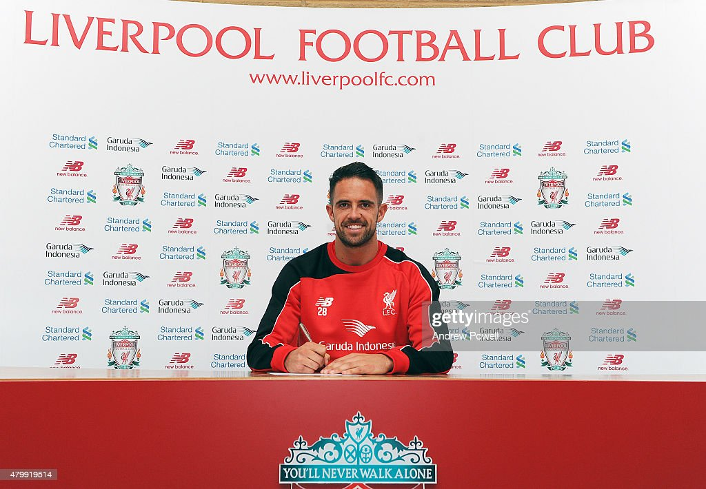 Liverpool Unveil New Signing Danny Ings